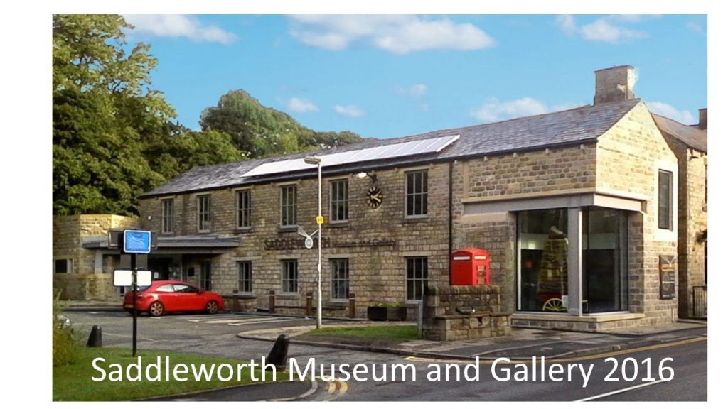 Saddleworth Museum hopes to re-open in May 2021