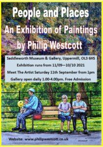 Philip Westcott Art 2021